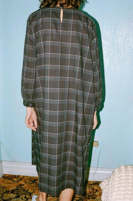 Hansel From Basel Scarlett Dress - Anthracite