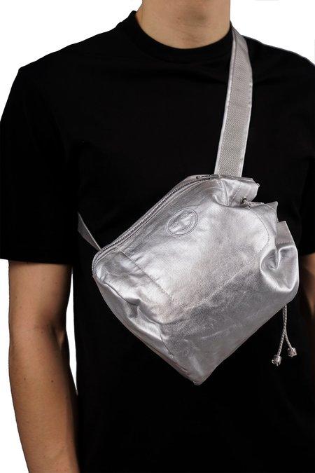 Julian Zigerli Boobie Bag - Silver