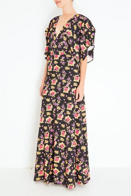 Dodo Bar Or Beverly Dress - Black Print