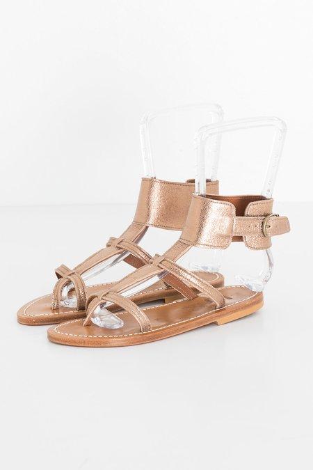K. Jacques Caravelle Sandal - Copper