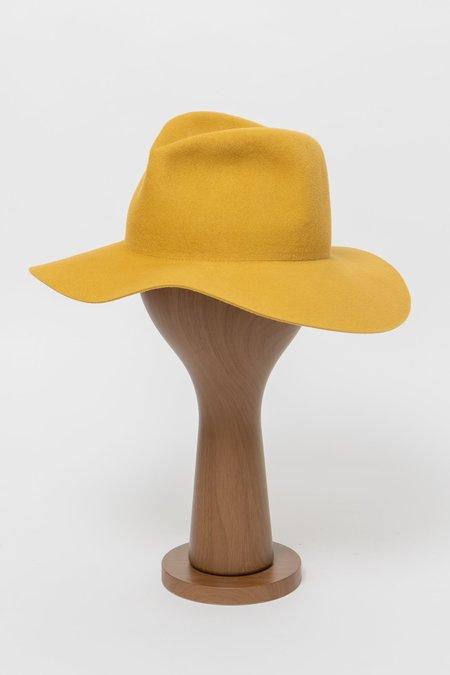 Janessa Leone Emile Hat - Gold
