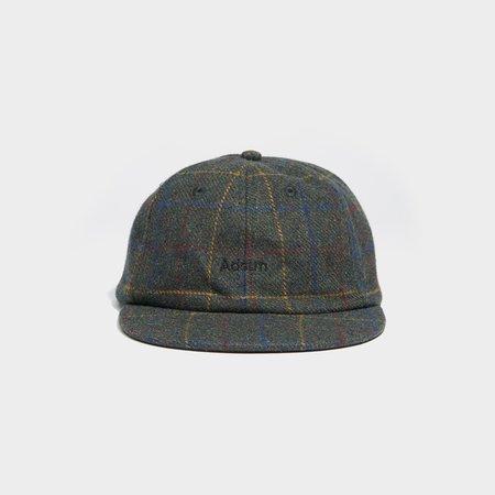 Unisex Adsum Premium Wool Cap - Green