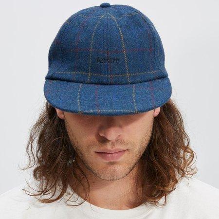Unisex Adsum Premium Wool Cap - Slate