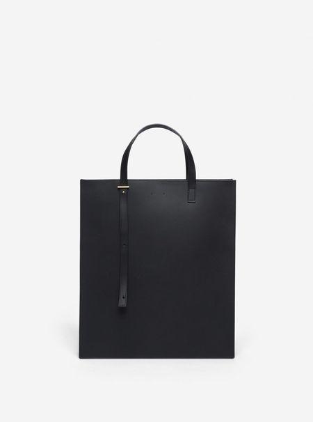PB 0110 AB 1 Tote bag - BLACK