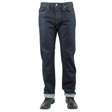 Kato Hammer Selvedge Denim - One Wash