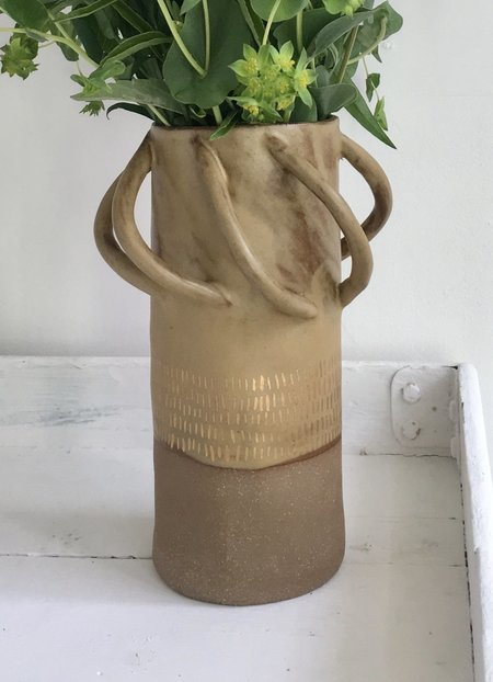 Curious Clay Magic Tree Vase