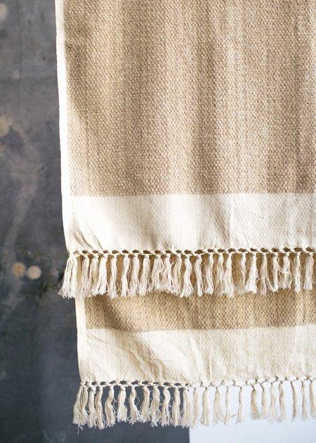 Cuttalossa Plush Linen Large towel