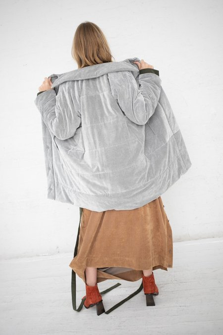 Bernhard Willhelm Coat - Light Grey
