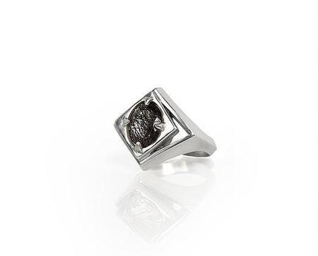 Holly Howe Diamond Void Cocktail Ring