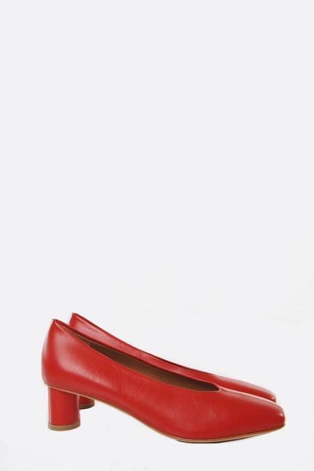 LOQ Camila Pump - Red