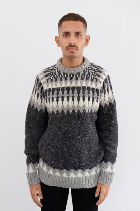 Howlin' Before Snowfall Sweater