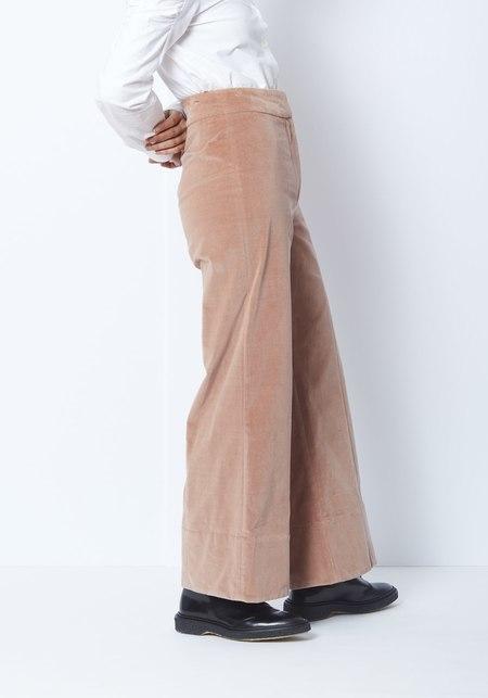 Mr. Larkin Arlene Pant - Pink Velvet