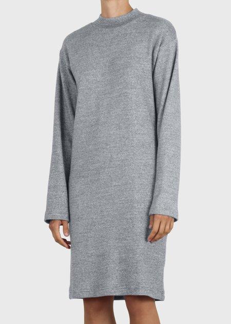 unisex complexgeometries peg pullover - grey