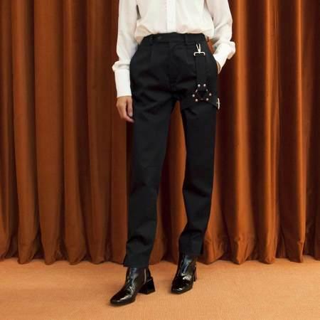 Alyx Bondage Suit Pant - Black