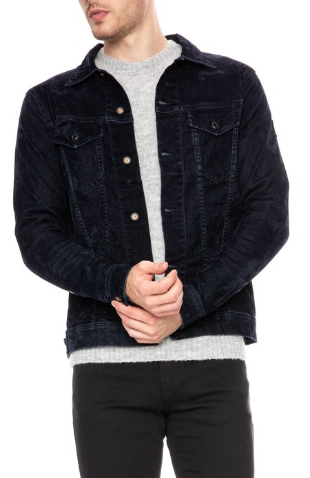 Denham Amsterdam Button Down Jacket