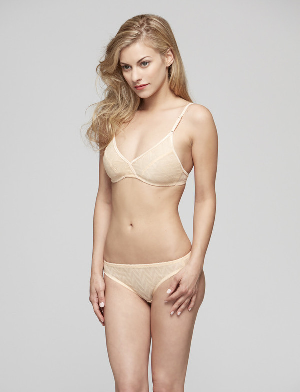 Fortnight Vega Triangle Bra