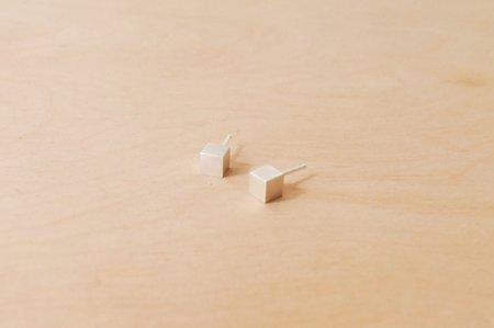 Rachel Gunnard Cube Earrings