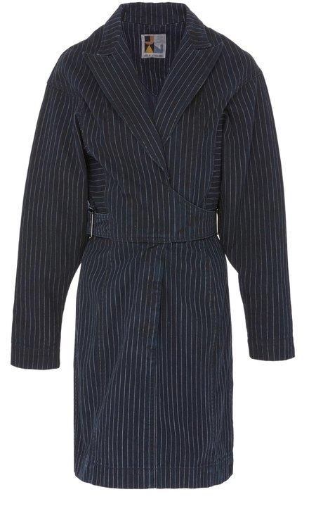 Jean Atelier Gia Dress - blue