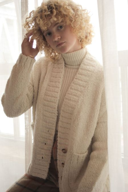 Kordal Harriet Cardigan - Cream