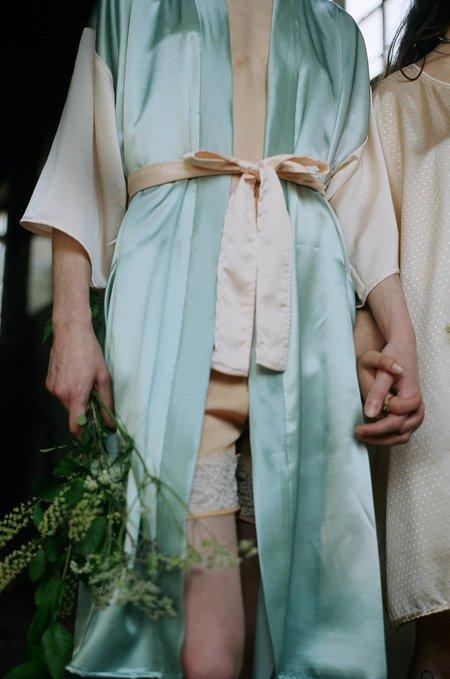 aleur Katia Kimono - sea-foam green