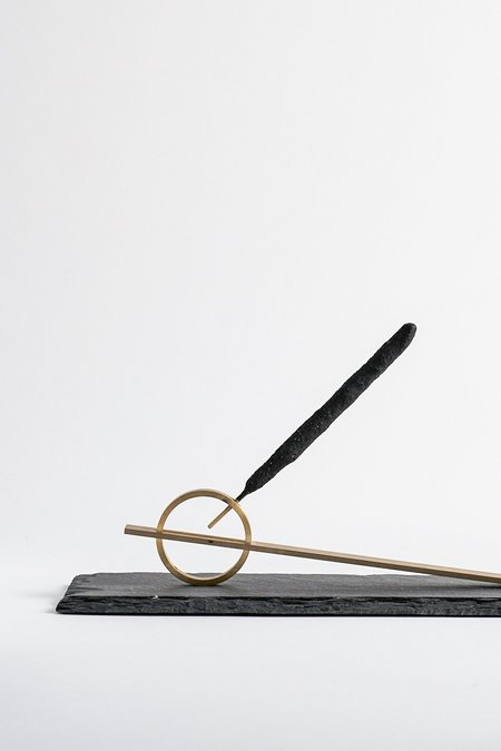 Incausa x Still Set Incense Holder & Set