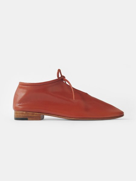 Martiniano Shoes bootie - rust