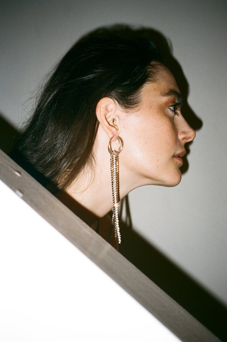 Le Chic Radical Eva Earrings