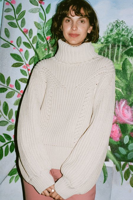 Rodebjer Richa Sweater - Off White