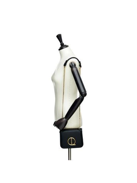 Louis Quatorze Hm3Jr01Bl Shoulder Bag - Black