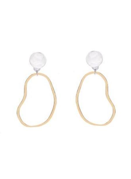 Bing Bang NYC Bing Bang Aalto Drop Earrings