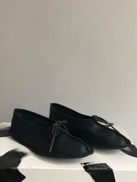 BASTIEN INDUSTRIES BALLERINE 6118 moccasins - BLACK