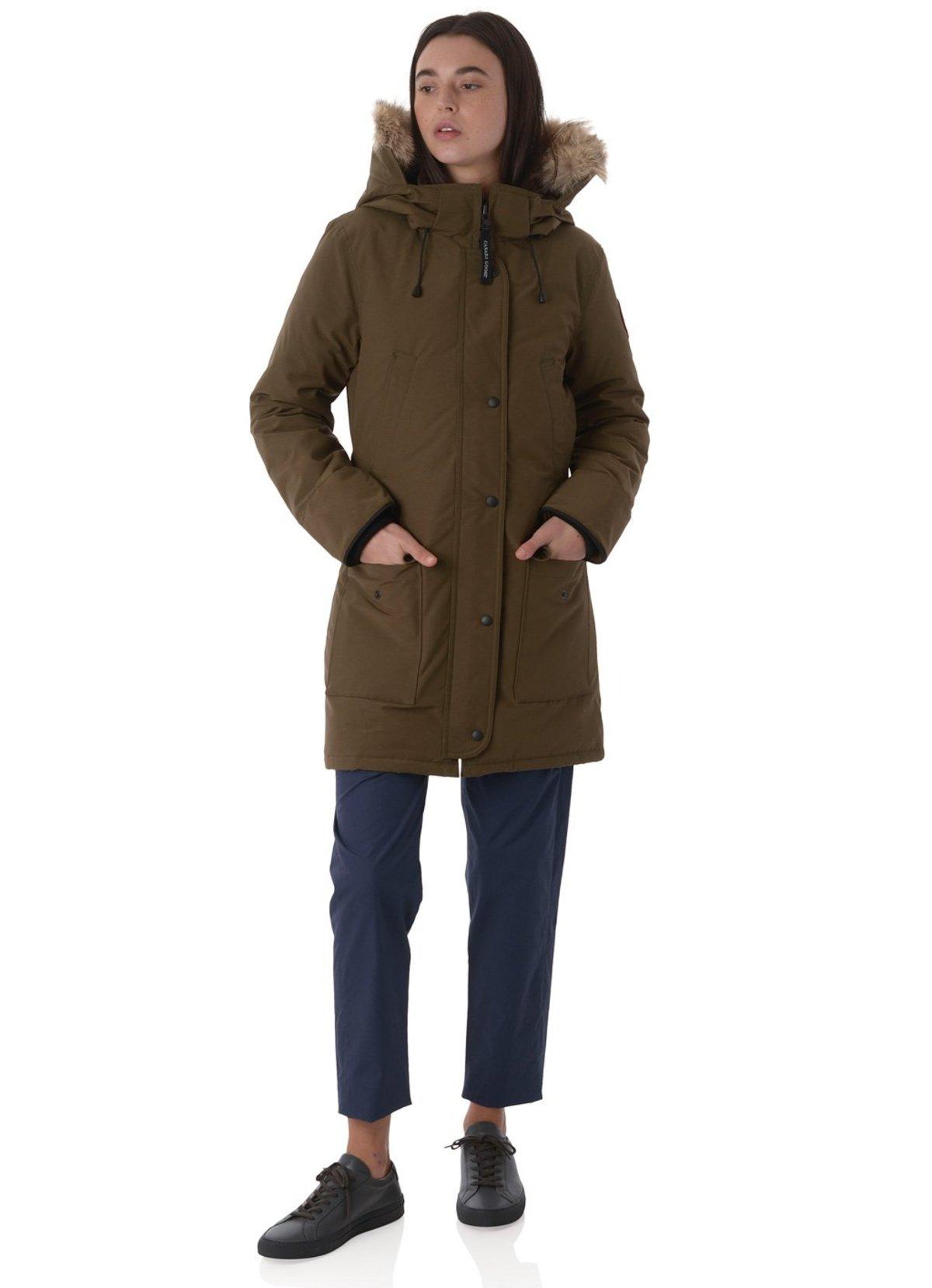 17188ac37a2 Canada Goose Trillium Parka - Military Green   Garmentory