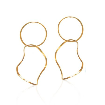 Aoko Su Moonmelt Earrings