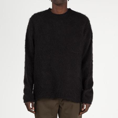 Manastash Aberdeen Mohair Sweater II - Black