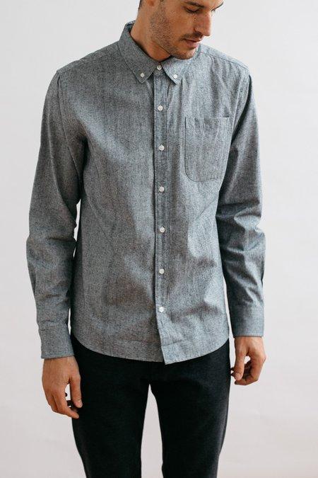Bridge & Burn Sutton Shirt - Light Grey