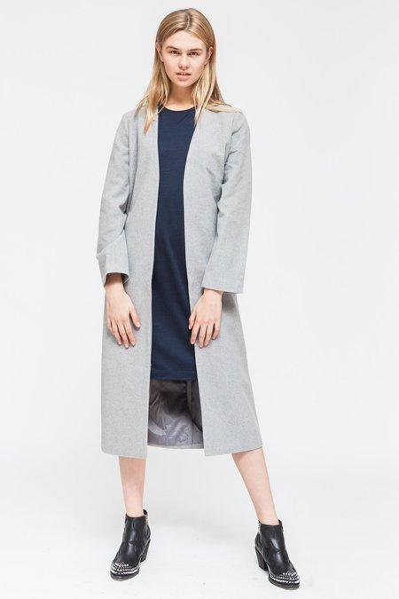 Native Youth Dusk Overcoat - Grey