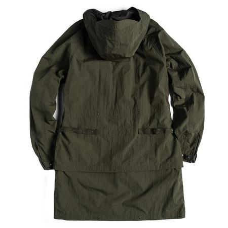 Eastlogue Device Anorak Jacket - Olive