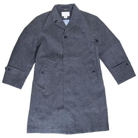 Nanamica Chesterfield GORE-Tex Coat - Grey