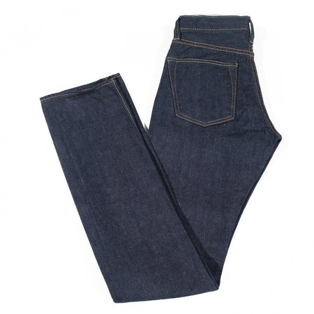 Pure Blue Japan XX-011 Left Hand Twill Slim Tapered