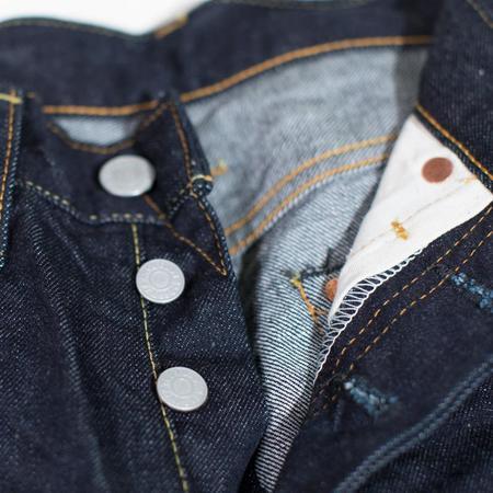 Studio D'artisan SDA 507S 12 oz. Slim Tapered Jeans