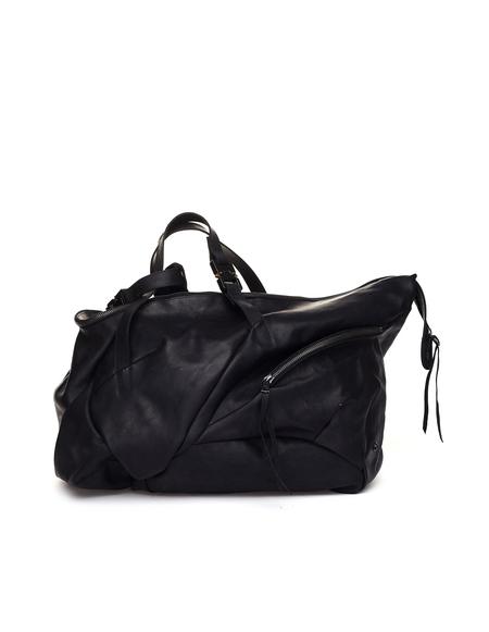 Leon Emanuel Blanck Large Leather Bag - Black