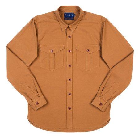 Freenote Cloth Dayton Shirt - Nep Golden Oak