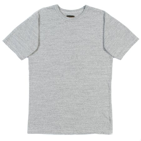 National Athletic Goods Athletic Tee - Mid Grey