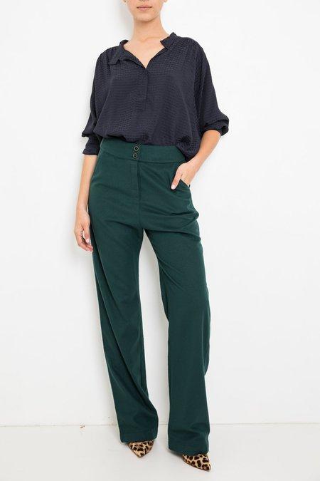 Humanoid Soft Pants - Peacock