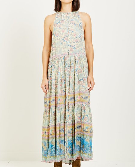 SPELL & THE GYPSY OASIS MAXI DRESS - OPAL