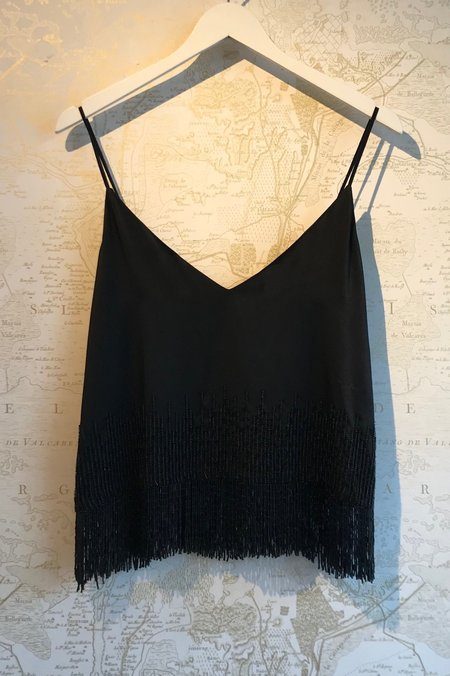 Cami NYC Dale Metallic Embellishment Cami - Black