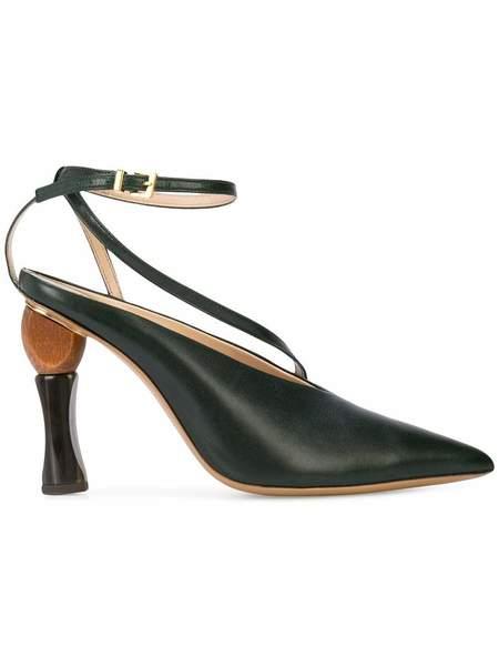 Jacquemus Les Chaussures Faya - Green