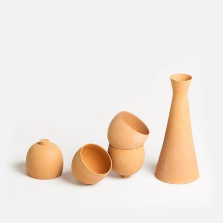 Someware Handmade Carafe Set for Four