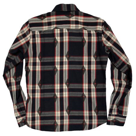 ALTER Berkley Embroidery Shirt - Navy