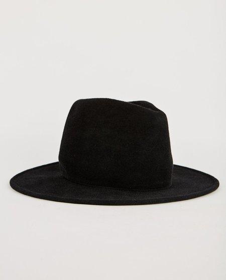 Esenshel PINCH CLASSIC BRIM HAT - BLACK
